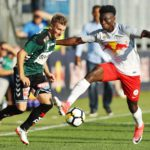 VIDEO: Highly-rated Ghanaian youngster Gideon Mensah provides assist in Red Bull Salzburg win