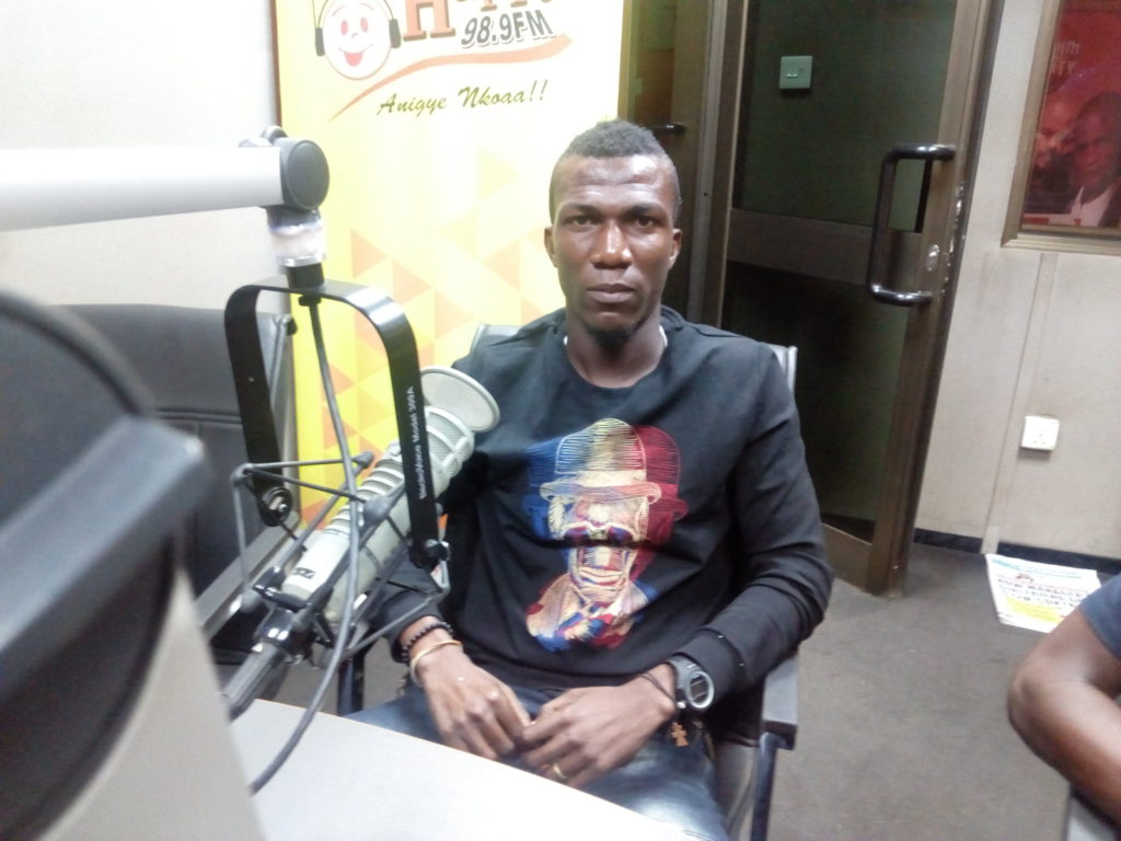 Ex-Bechem United poacher Abednego Tetteh reiterates Hearts of Oak dream move