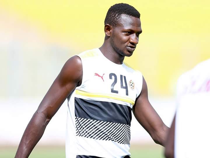 Udinese defender Nicholas Opoku wants massive support from Ghanaians to help Black Stars win 2019 AFCON