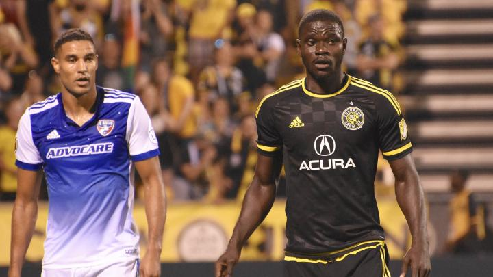 VIDEO: Jonathan Mensah- It feels great to score first Major League Soccer goal