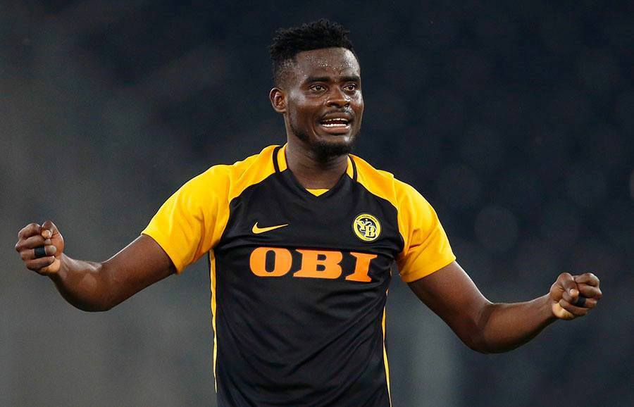 BSC Young Boys defender Kassim Nuhu expects a tough opposition from FC Basel in title chase