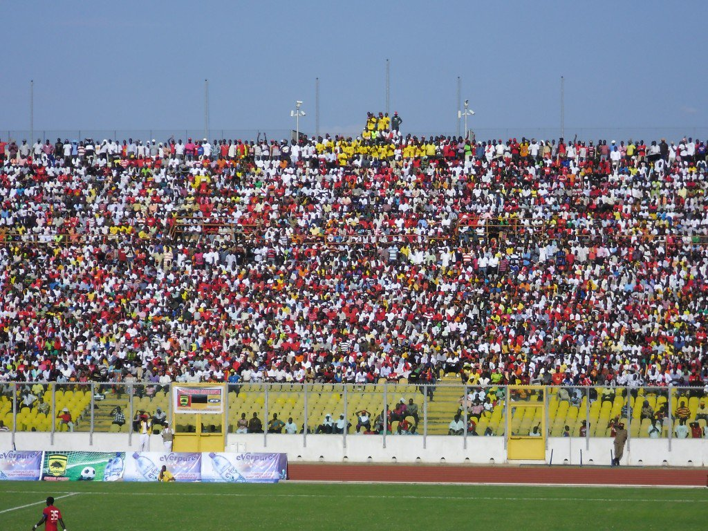 Asante Kotoko-Hearts of Oak Super Clash gross GH¢290,000