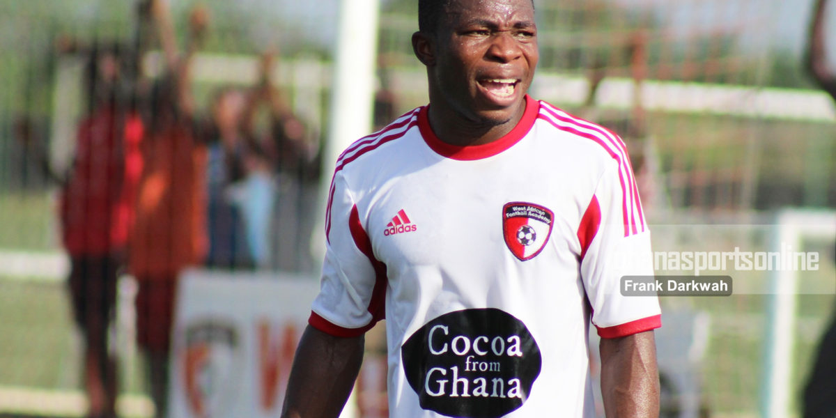 EXCLUSIVE: WAFA SC striker Komlan Agbegniadan joins Ivorian giants  ASEC Mimosas