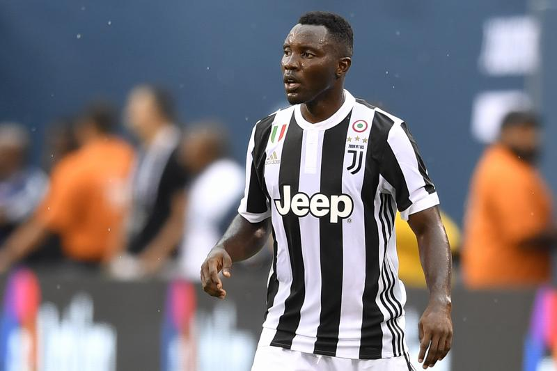 Ghana midfielder Kwadwo Asamoah back on Galatasaray transfer wishlist