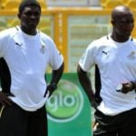 Maxwell Konadu:  I am happy working with Kwesi Appiah
