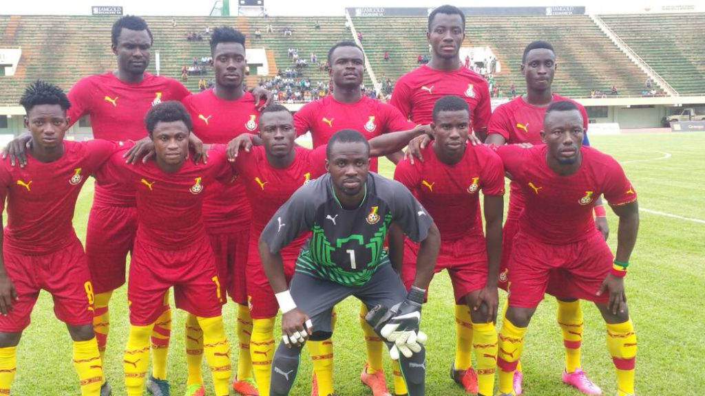 2018 CHAN QUALIFIER: Stallions 2-2 Black Stars B - Ghana player ratings