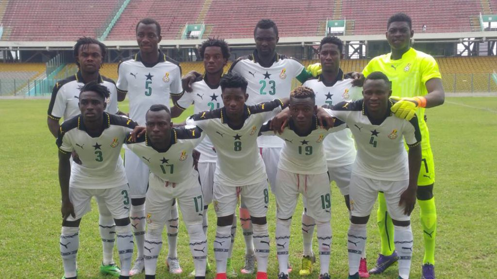 Black Stars B to play Godwin Attram's de Visser Academy today