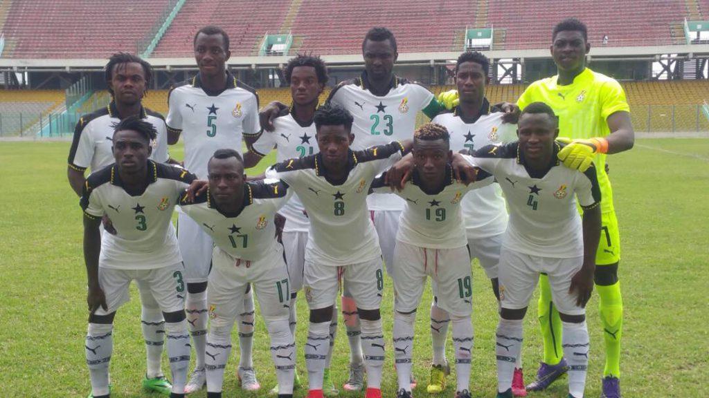 2018 CHAN Qualifier: Ghana's probable line up against Burkina Faso in Ouagadougou