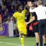 Rising star Lalas Abubalar scores debut MLS goal to help Columbus Crew draw