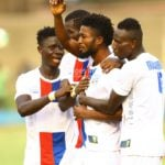 Liberty Professionals beat Vision FC 1-0 in friendly to prepare for Ghana Premier League start
