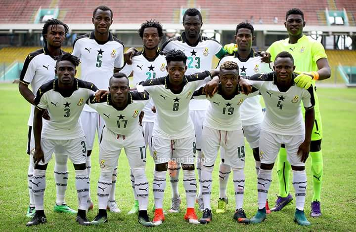 Black Stars B to earn US$ 1,500 bonus if they beat Burkina Faso to reach 2018 CHAN finals- reports