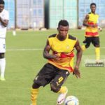 Daniel Lomotey departs Black Meteors camp to sign contract in Azerbaijan - Report