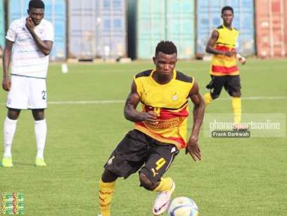 Daniel Lomotey latest to be given late Black Stars B call up