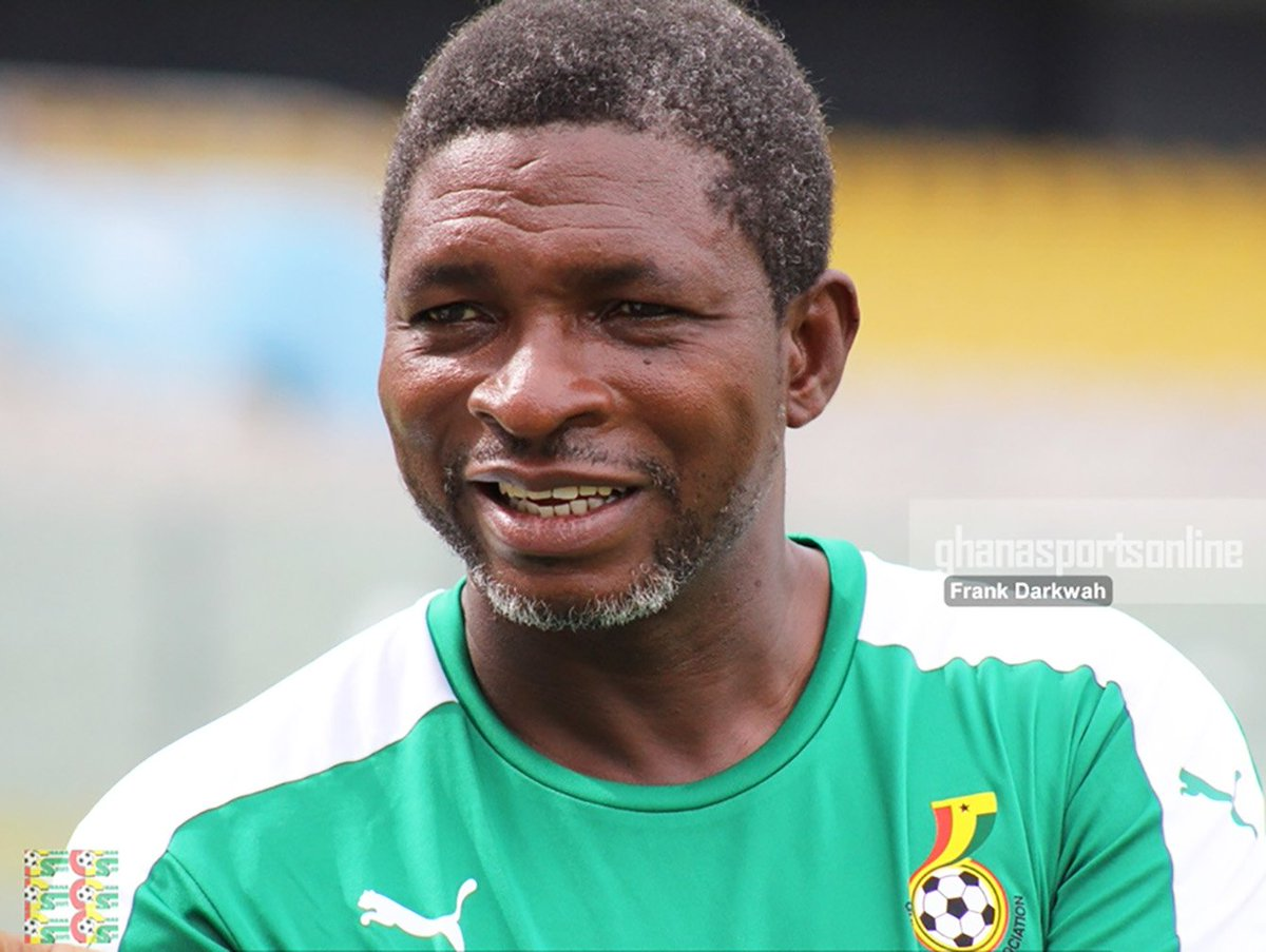 Maxwell Konadu leaving no stone unturned ahead of Burkina Faso second leg