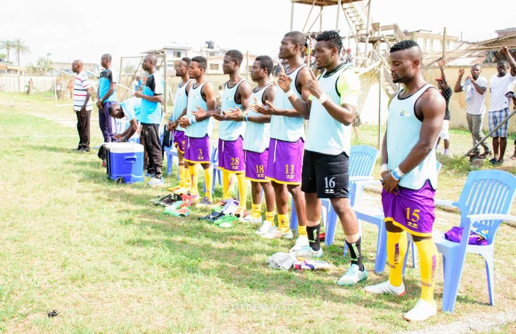 Medeama line up Elmina Sharks friendly on Friday