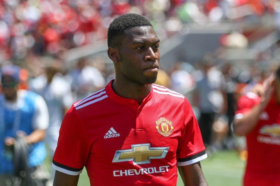 Dutch-born Ghanaian Timothy Fosu Mensah close to joining Crystal Palace