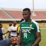 Club Africain complete Nicholas Opoku registration for league and CAF Confed Cup