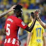 Thomas Partey makes cameo appearance as Atletico Madrid see off Sevilla to maintain perfect start