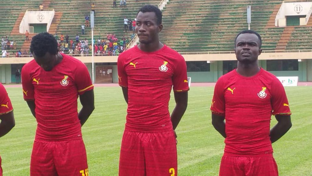 Outstanding Musah Nuhu earns praises from Gideon Waja after Ghana's 2-2 stalemate with Burkina Faso in CHAN qualifier