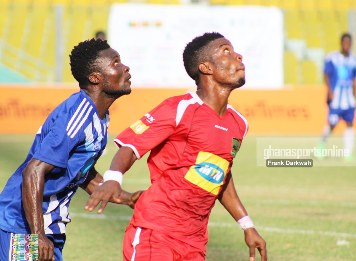 Kotoko winger Ollenu Ashitey nearing injury return for Porcupine Warriors