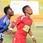 Kotoko without duo Ashitey, Akuffu ahead of Super clash against rivals Hearts