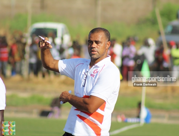 Steven Pollack unhappy with Kotoko's performance in draw against Ashgold