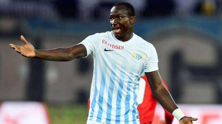Ghana striker Raphael Dwamena won't qualify for automatic UK work permit to play for Brighton