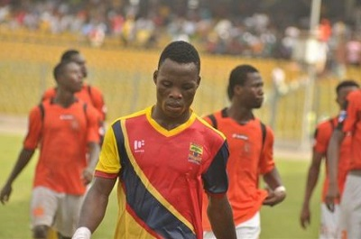 No Deal! Samudeen is in Ghana - Manager clarifies
