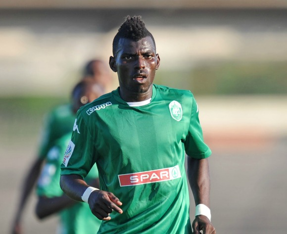 AmaZulu midfielder Samuel Darpoh marks PSL debut with a win