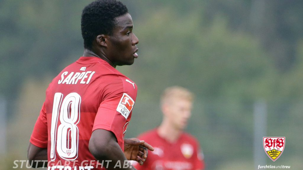 FK Senica keen to sign Hans Nunoo Sarpei on permanent deal from VfB Stuttgart - Report