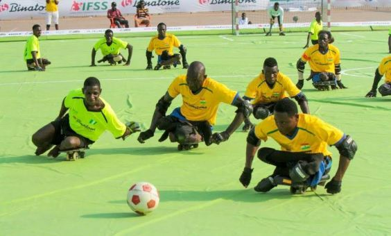 Skate Soccer:  Second MTN Skate Soccer competition to be held on August 31