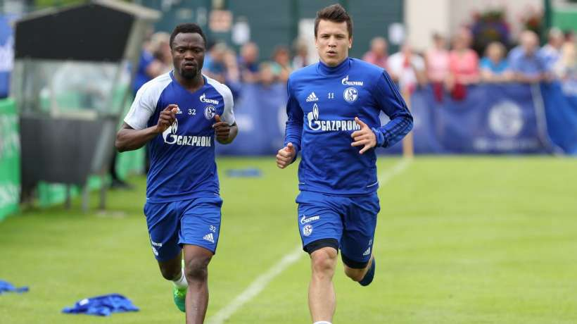 Schalke to extend the contract of Bernard Tekpetey before sending him out on loan