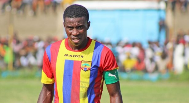 Hearts of Oak set to offer Thomas Abbey new two-year deal