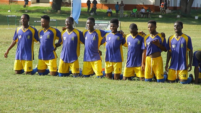 VIDEO: Tertiary Football League gaining momentum in Ghana