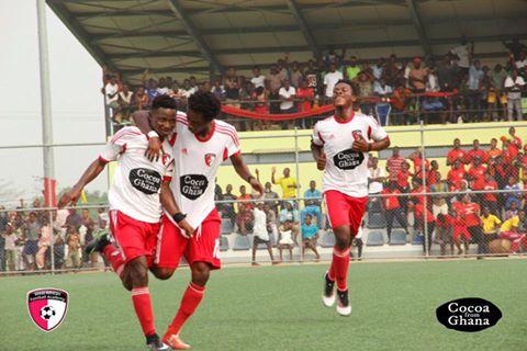 VIDEO:  Watch how WAFA beat Asante Kotoko 2-0 to go top in Ghana Premier League