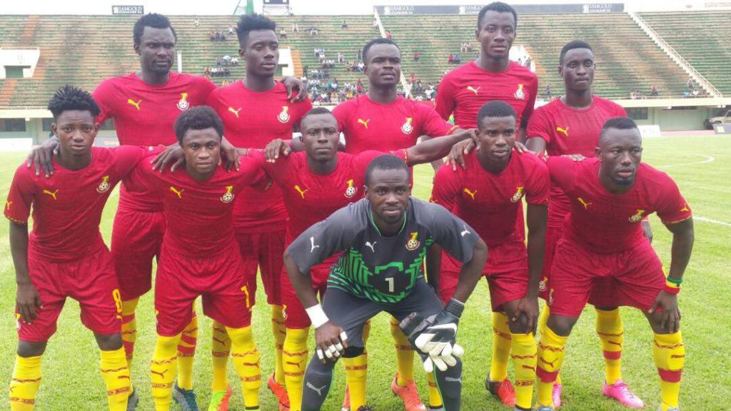 VIDEO: Watch all the goals in Ghana\'s 2-2 draw with Burkina Faso in 2018 CHAN qualifier