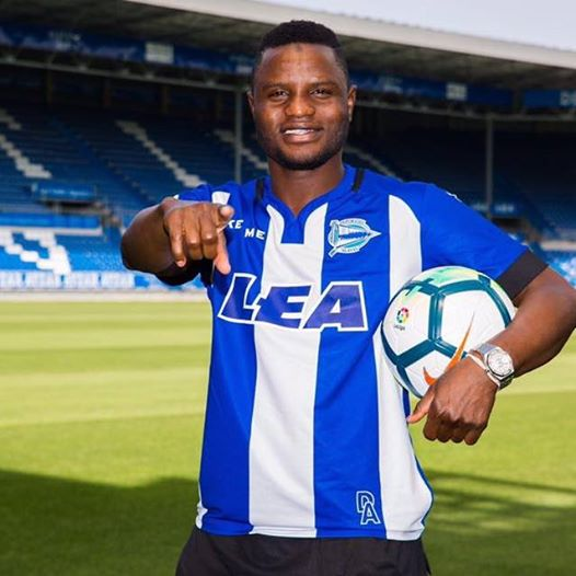 EXCLUSIVE: Deportivo Alaves reject initial Getafe offer for Mubarak Wakaso