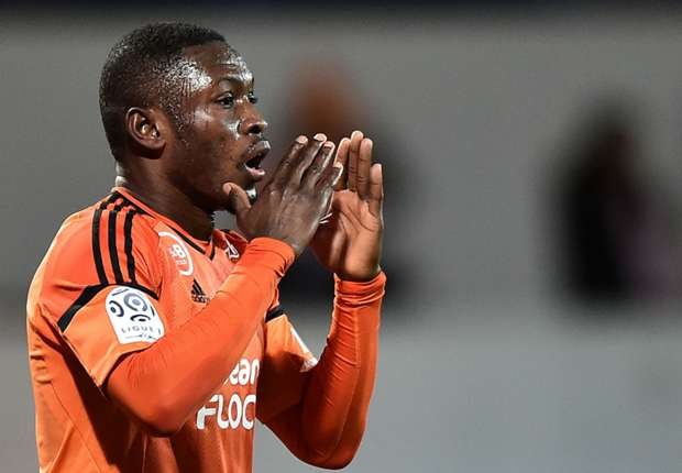 Lorient demand €10 million from Burnley for Ghana striker Majeed Waris