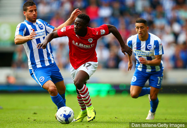 Huddersfield Town boss David Wangner reveals reason for botched Andy Yiadom move
