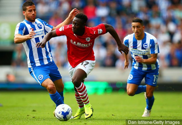 Huddersfield Town coach speaks on Andy Yiadom's failed move