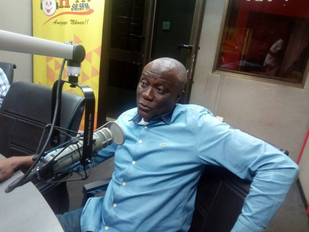 Former GHALCA boss Alhaji Raji: Ghana currently have the weakest crop of players
