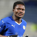 Ghana defender Daniel Amartey starts Leicester City season on bench against Arsenal