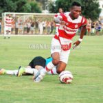 PHOTOS: Exclusive photos of Latif Anabila's first week training at Club Africain