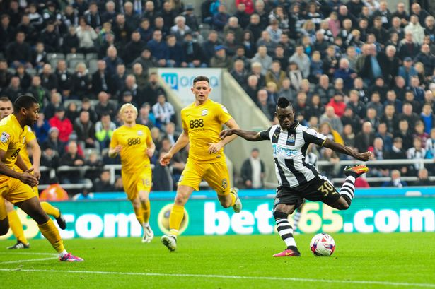 Christian Atsu plays full throttle as Newcastle United start season with home loss