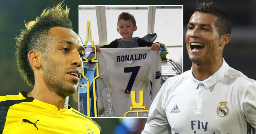 Aubameyang, Omagbemi only Africans on Fifa shortlists, Ronaldo leads Men's Best shortlist