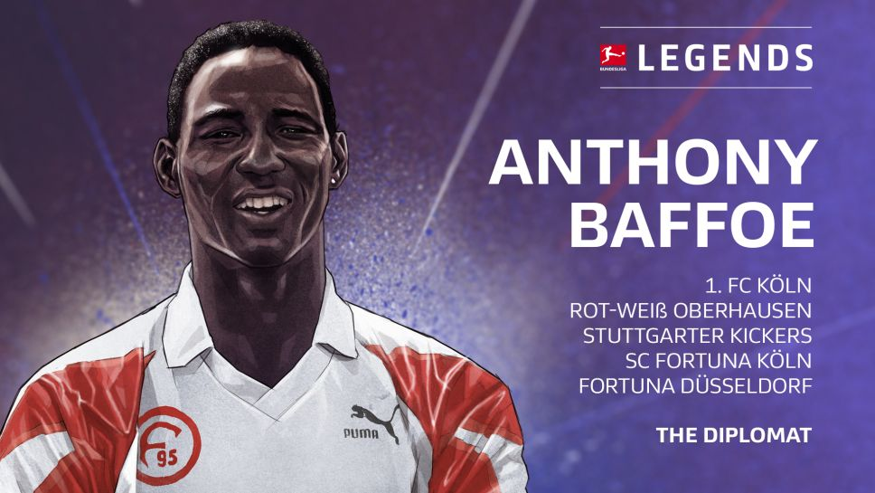 All you need to know about Bundesliga legend Anthony Baffoe