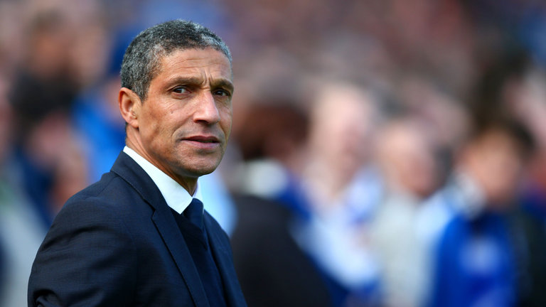 REVEALED: Manager of English Premier League side Brighton & Hove Albion Chris Hughton born to Ghanaian postman