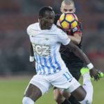 Ghana attacker Raphael Dwamena to undergo medical in the UK within 48 hours ahead of Brighton move