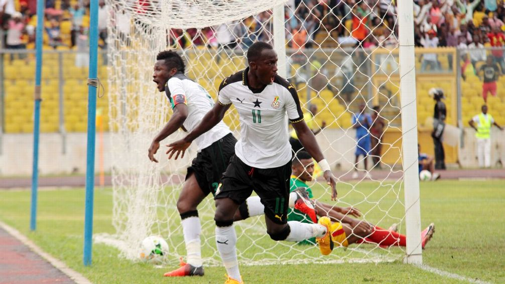 Ghana striker Raphael Dwamena eyes 2019 AFCON glory with the 'new' Black Stars