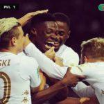 Video: Ghanaian striker Caleb Ekuban scores in his Leeds United debut in emphatic win over Port Vale